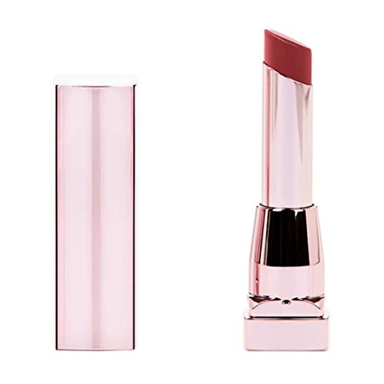 小切手完璧スタイル(6 Pack) MAYBELLINE Color Sensational Shine Compulsion Lipstick - Scarlet Flame 090 (並行輸入品)