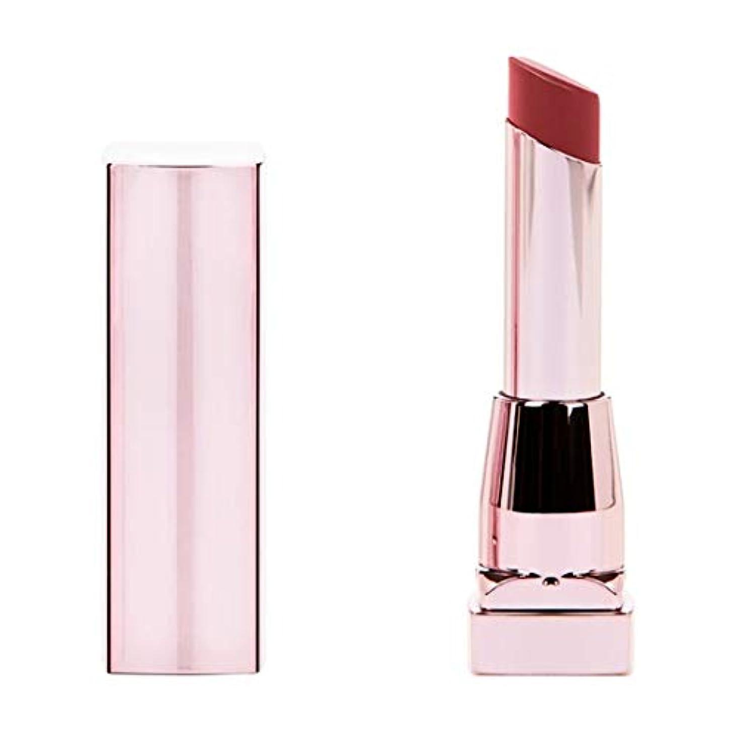 規定屈辱する休日(6 Pack) MAYBELLINE Color Sensational Shine Compulsion Lipstick - Scarlet Flame 090 (並行輸入品)