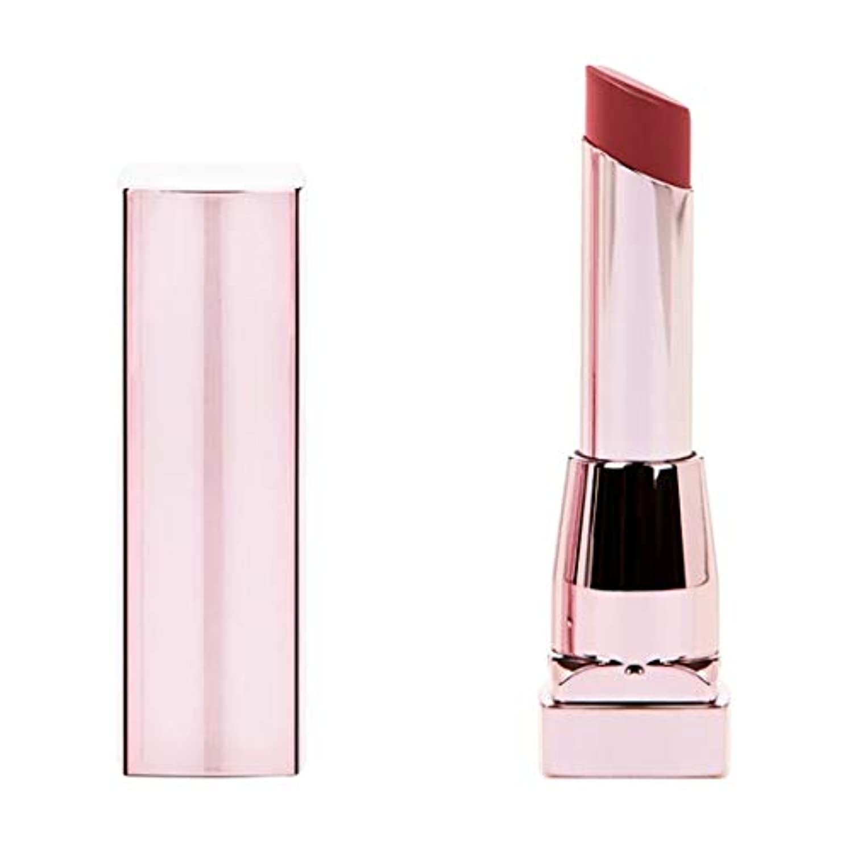 メイエラファンシー掃く(6 Pack) MAYBELLINE Color Sensational Shine Compulsion Lipstick - Scarlet Flame 090 (並行輸入品)