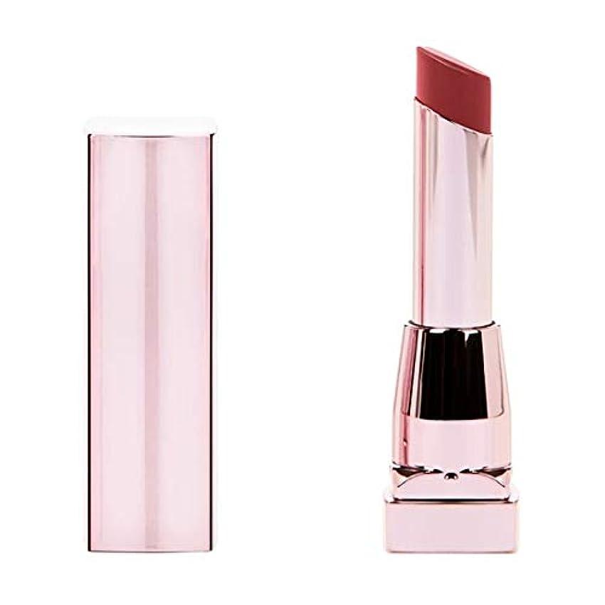 異邦人避けるバッチ(6 Pack) MAYBELLINE Color Sensational Shine Compulsion Lipstick - Scarlet Flame 090 (並行輸入品)