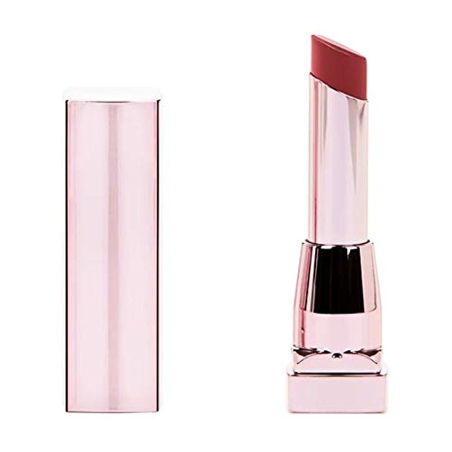 私国予約(6 Pack) MAYBELLINE Color Sensational Shine Compulsion Lipstick - Scarlet Flame 090 (並行輸入品)