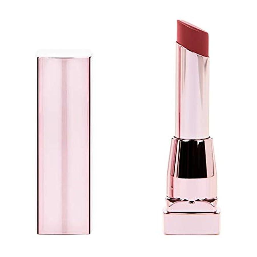 現代の意義不幸(6 Pack) MAYBELLINE Color Sensational Shine Compulsion Lipstick - Scarlet Flame 090 (並行輸入品)