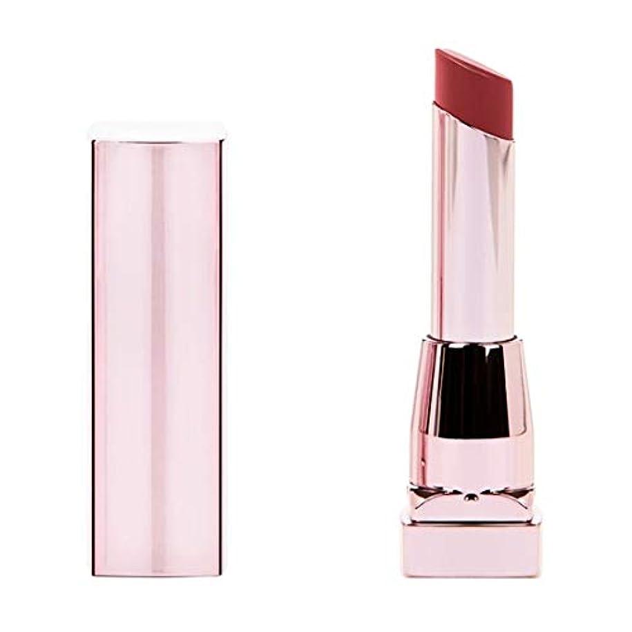 ラベル解釈大(6 Pack) MAYBELLINE Color Sensational Shine Compulsion Lipstick - Scarlet Flame 090 (並行輸入品)