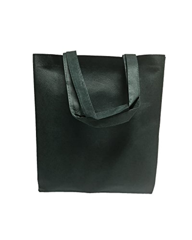 再利用可能な会議/カンファレンス用トートバッグ 不織布 明るい色 販促 景品向け Set of 100