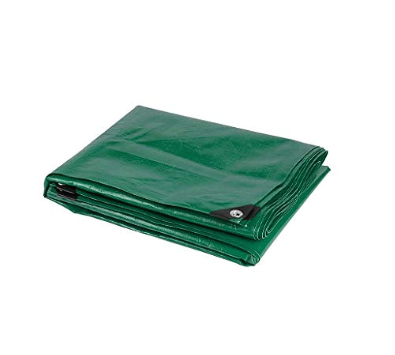イデオロギー検索エンジンマーケティング偏心Tarpaulin 防水性、軽量、耐引裂性コンパクト/ターポリンキャンプ(3色展開) Garden tent (Color : Green, Size : 5*6m)