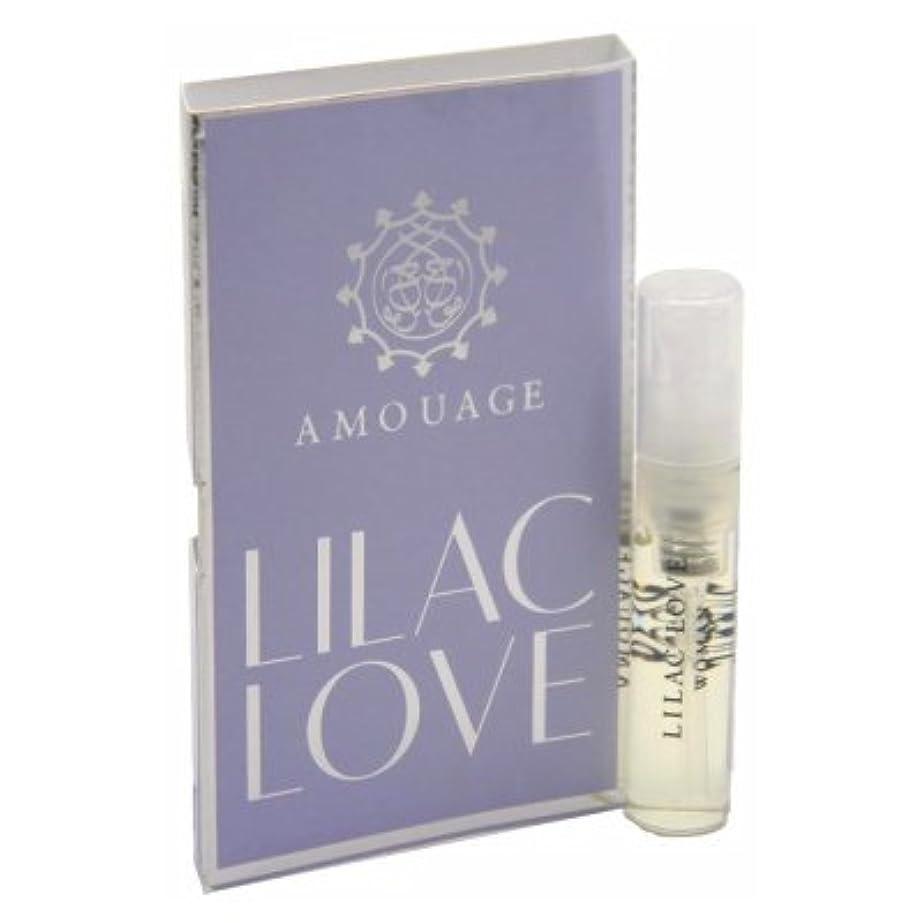 マウントバンク値討論Amouage Lilac Love EDP Woman Vial Sample 2ml(アムアージュ ライラック ラブ ウーマン オードパルファン 2ml)[海外直送品] [並行輸入品]