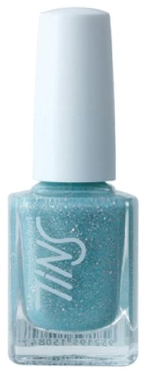 汚れるマーキング解放TINS カラー013(the relax mint)  11ml カラーポリッシュ