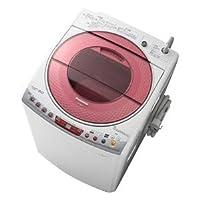 パナソニック 8.0kg 全自動洗濯機(ピンク)Panasonic エコウォッシュシステム NA-FS80H3-P