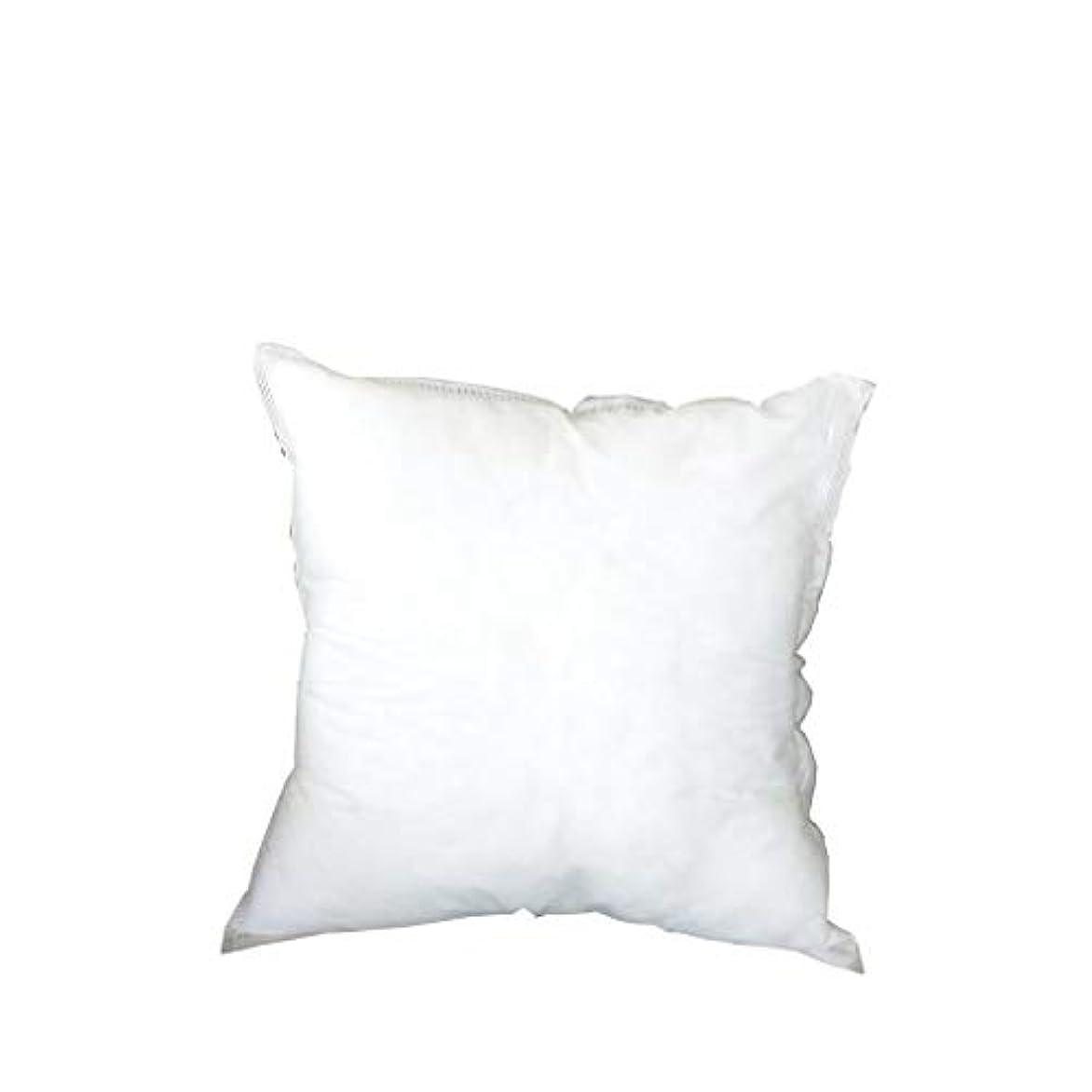 マイコン約設定放棄するLIFE 寝具正方形 PP 綿枕インテリア家の装飾白 45 × 45 車のソファチェアクッション coussin decoratif 新 クッション 椅子