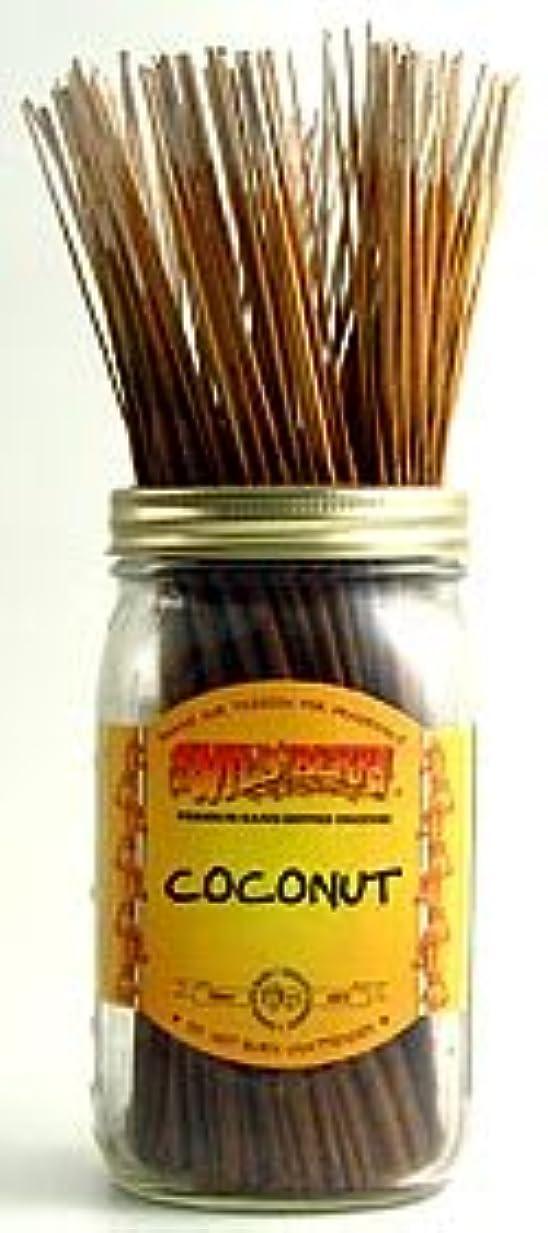 暗記するケニア管理者Coconut – 100ワイルドベリーIncense Sticks