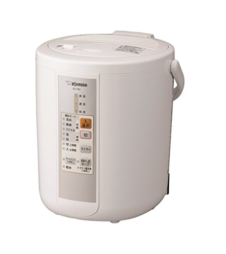 ZOJIRUSHI スチーム式加湿器 白 EE-RM35-WA