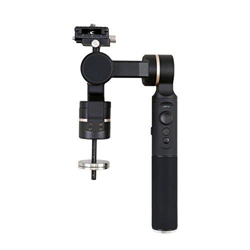 FeiyuTech G360パノラマカメラ手持ちジンバル サムスン Gear 360、Sony X3000R、コダックSP360、iPhone、その他各種スマートフォンに対応