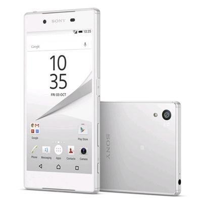 SONY Sony Xperia Z5 E6653 LTE [White 32GB 海外版 SIMフリー]