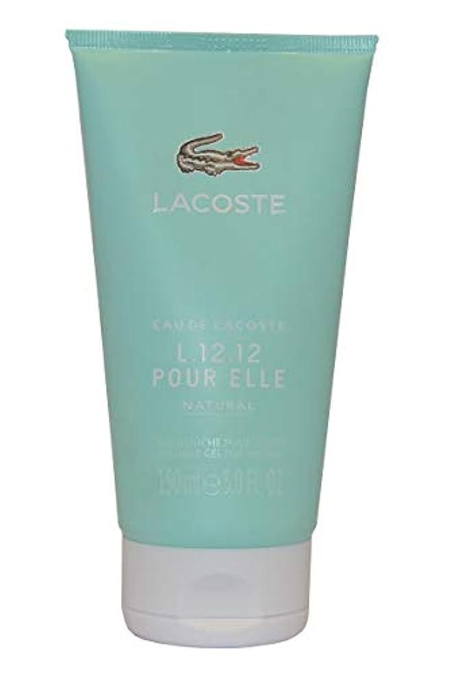 わかる怒り複製Eau de Lacoste L.12.12. Pour Elle Natural by Lacoste Shower Gel 150ml by Lacoste