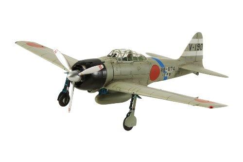 タミヤ 1/72 ウォーバード No.84 三菱 零式艦上戦闘機三二型