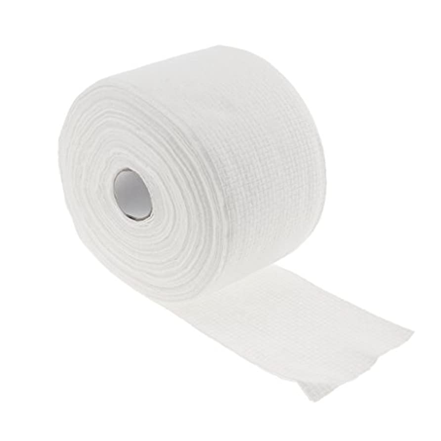 口実わずかなもの使い捨てタオル ロール式 洗顔タオル 30M コットン 来客用 便利 2タイプ選べる - #1