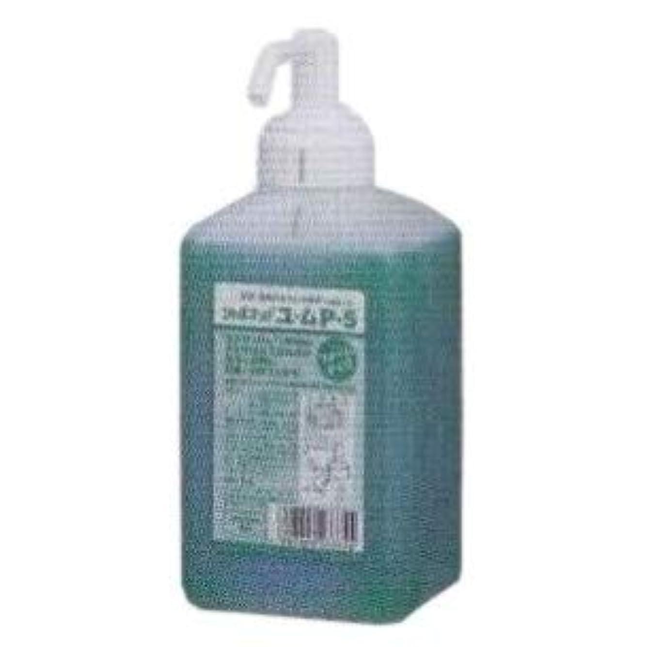 家事をする伝統的不完全サラヤ シャボネット ユ・ムP-5 1kg泡ポンプ付 無香料 サラヤ商品コード:23335