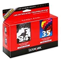 No 34/35 Ink Cartridge Combo Pack [並行輸入品]