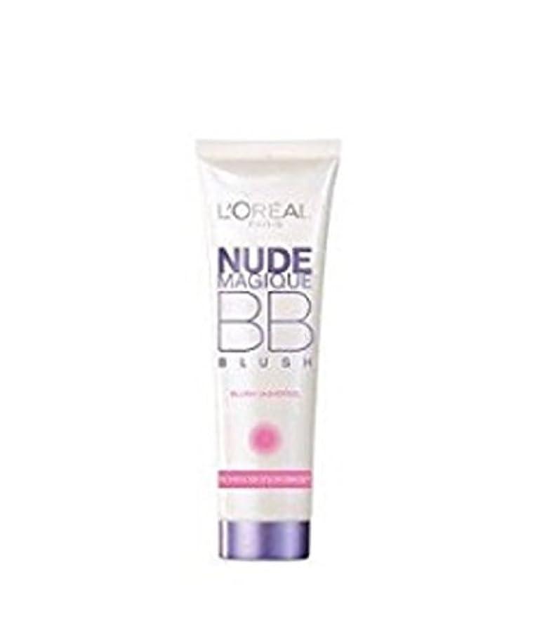 眠っているピル彼らのものL 'Oreal Magische Blush creme BB Nude 15 ml, 2 Stück