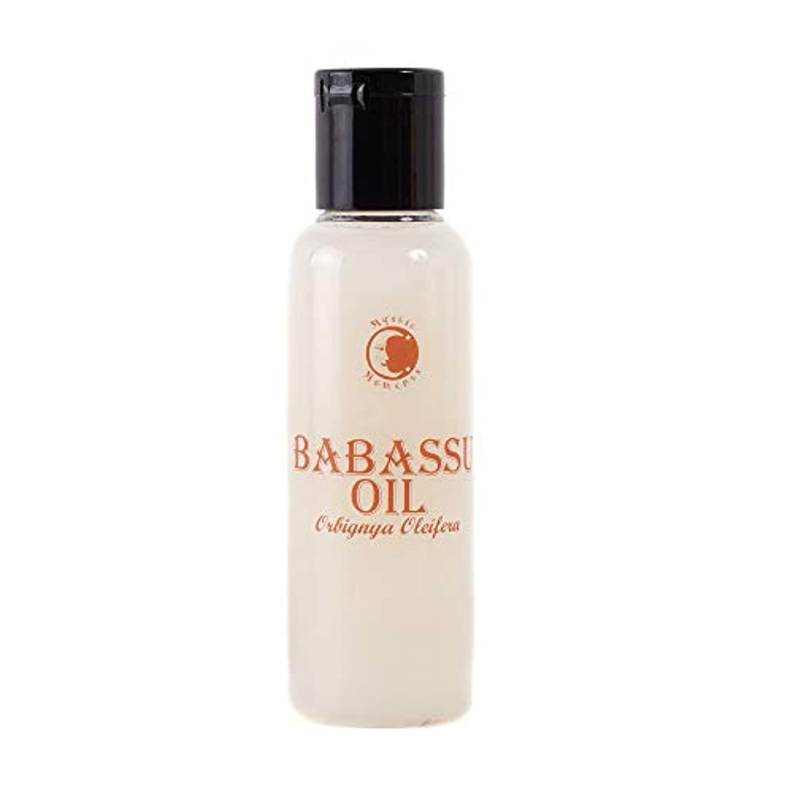 種をまく差別的肺炎Mystic Moments   Babassu Refined Carrier Oil - 125ml - 100% Pure
