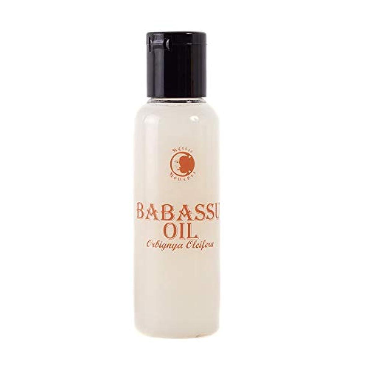 破滅拡声器クレーンMystic Moments   Babassu Refined Carrier Oil - 125ml - 100% Pure