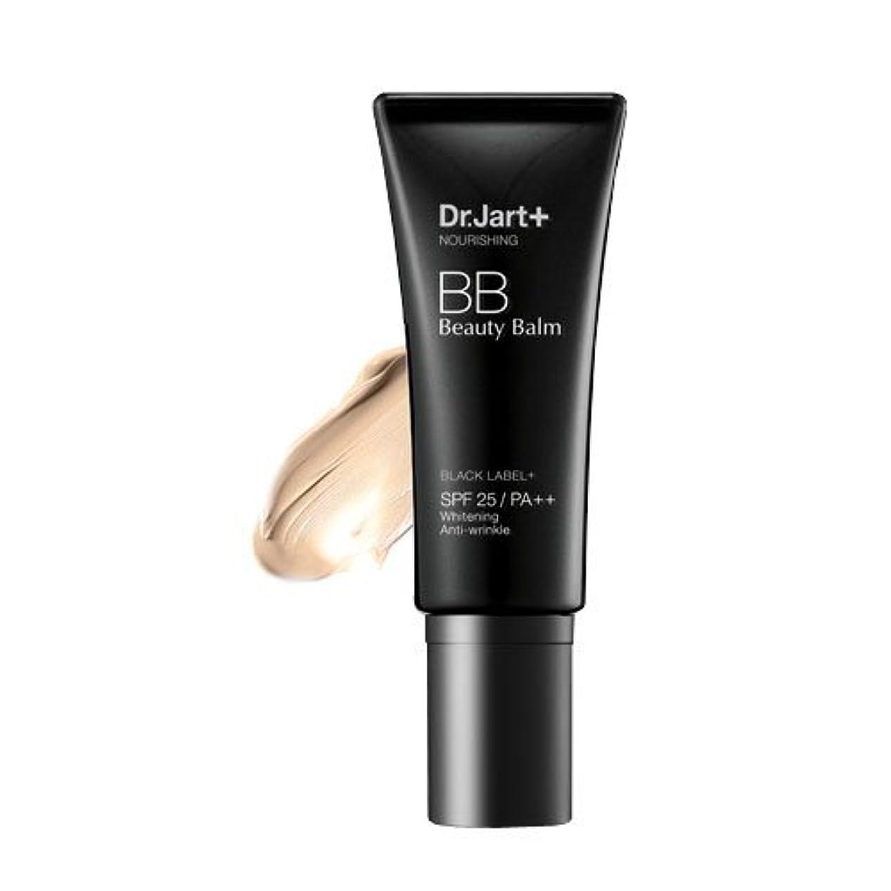 虐待購入時々時々ドクタージャルト ブラックラベル プラス BBクリーム SPF25PA+++ 40ml Dr.Jart NOURISHING BB Beauty Balm...