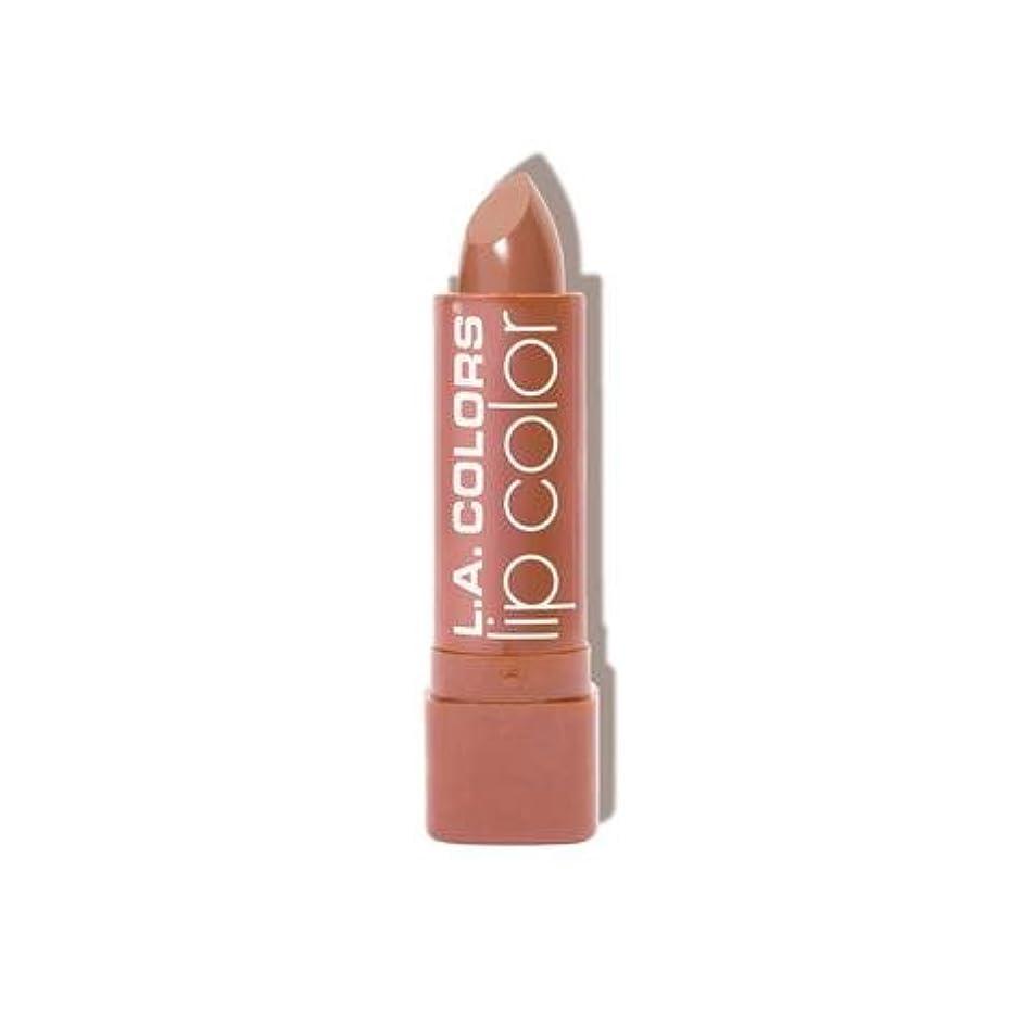 貧困殺人多様性L.A. COLORS Moisture Rich Lip Color - In The Buff (並行輸入品)
