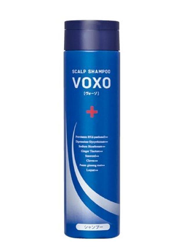既に乱雑な緑高級スカルプシャンプーVOXO(ヴォーゾ) 2本 2ヵ月分 1本250ml【育毛 頭皮ケア】