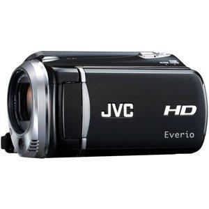 JVCケンウッド ビクター 120GBフルハイビジョンハードディスクムービー ブラック GZ-HD620-B