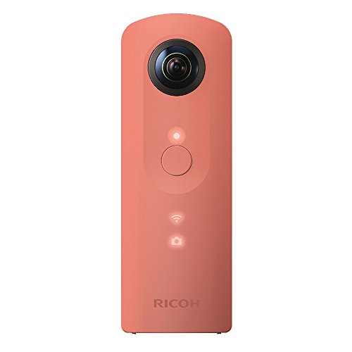 RICOH 360°カメラ RICOH THETA SC (ピンク) 全天球カメラ 910741