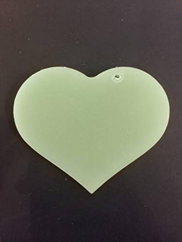確保する品種ペレグリネーションGRASSE TOKYO AROMATICWAXチャーム「ハート」(GR) レモングラス アロマティックワックス グラーストウキョウ