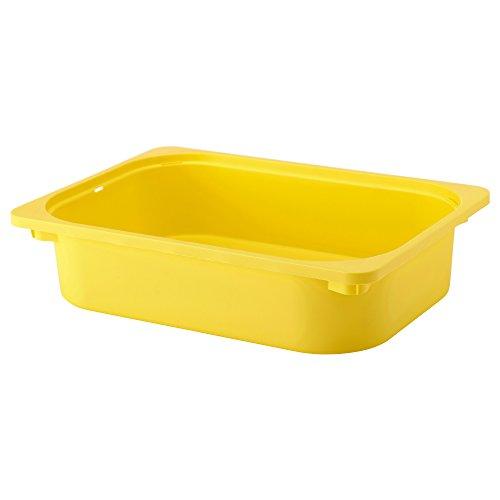 RoomClip商品情報 - IKEA TROFAST トロファスト 収納ボックス イエロー