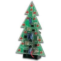 電子工作キット(クリスマスツリー) MK100