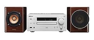 JVCケンウッド Victor コンパクトコンポ ハイレゾ音源再生/Bluetooth対応 ウッドコーンシリーズ EX-HR55