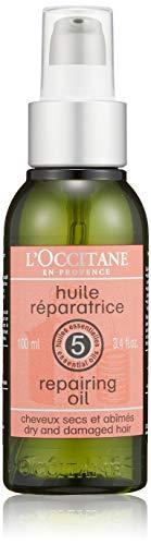 ロクシタン(L'OCCITANE) ファイブハーブス リペアリングヘアオイル 100mL...