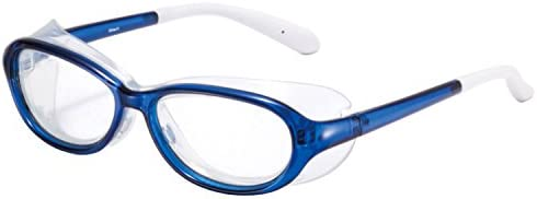 AXE(アックス) 子ども用 サングラス アイキュア UVカット 度付きレンズ対応 収納ポーチ付 EC101J