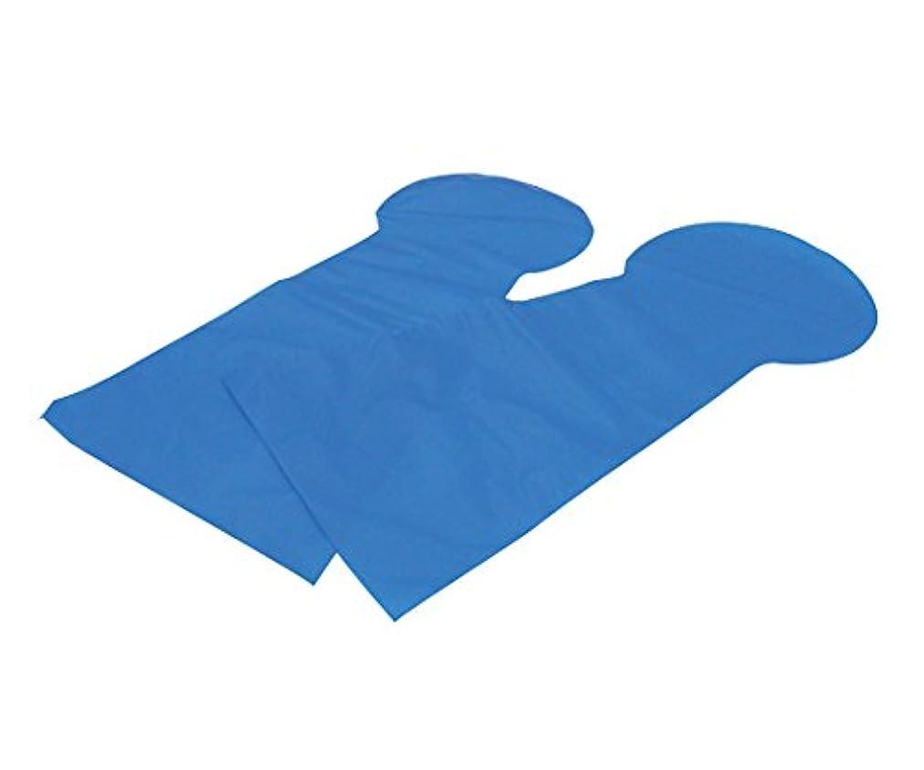 溶かすテクニカルシルエットタイカ ディスポ介助補助手袋(ハーティグローブ) CS-HGD
