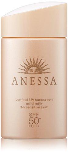 ANESSA(アネッサ) アネッサ パーフェクトUV マイルドミルク SPF50+/PA++++ 無香料 単品 60mL