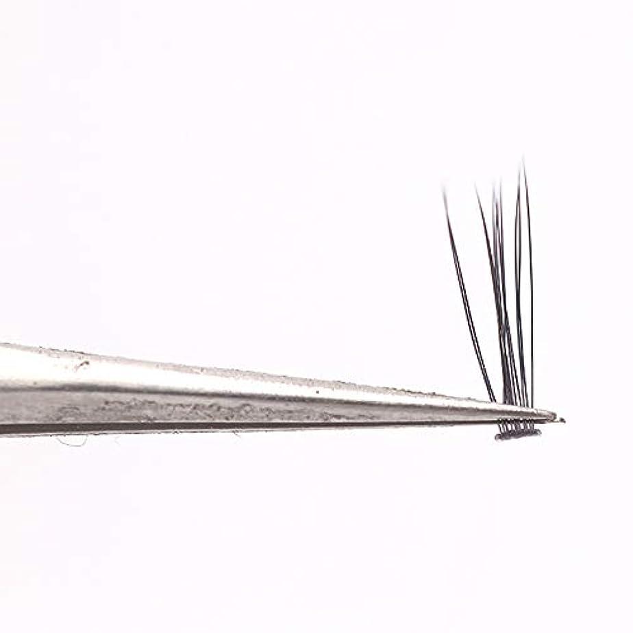 溶けたセミナー報奨金3D自然で太い偽のまつげアイまつげメイクアップエクステンション混合長