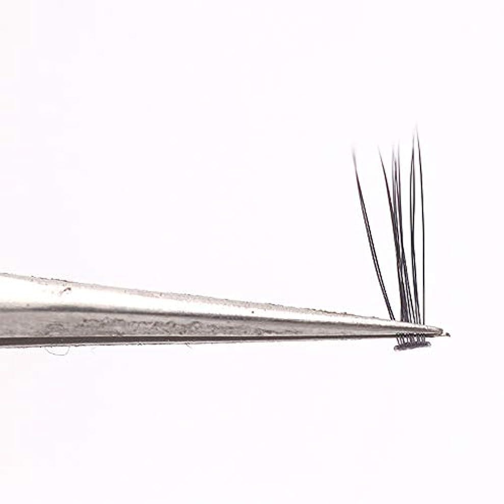 ごみ刺繍階3D自然で太い偽のまつげアイまつげメイクアップエクステンション混合長