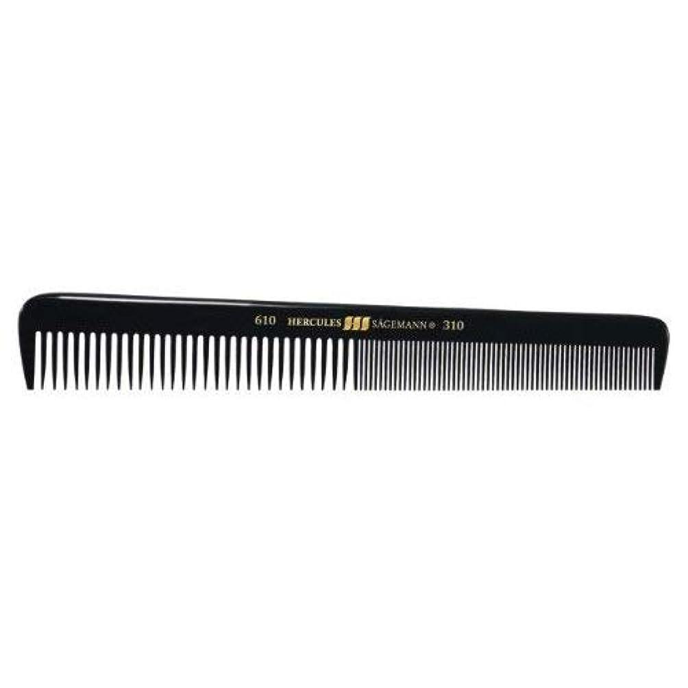 明るくするトレーニング操作Hercules S?gemann Gents Comb for short hair | Ebonite - Made in Germany [並行輸入品]