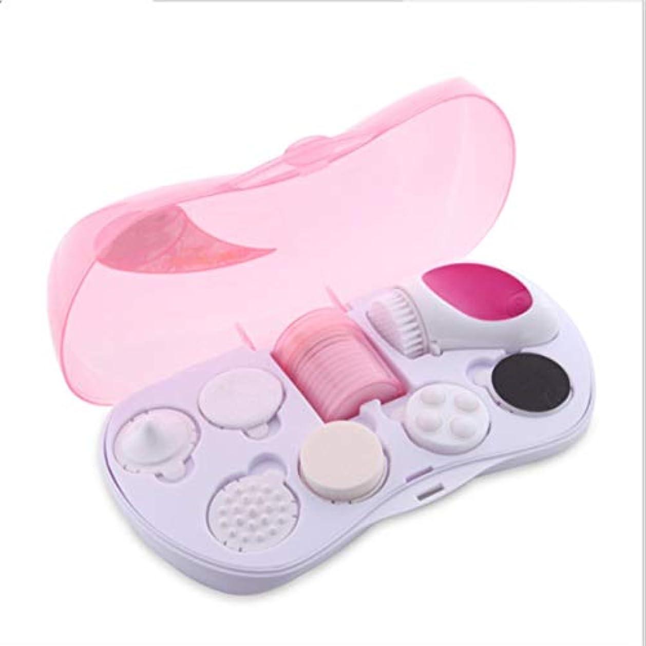 しかしマーキーアレイ電気クレンジングブラシクレンジング楽器美容機器毛穴クリーナー洗顔顔の美容機器