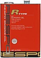RESPO(レスポ) R TYPE 10W-50/10W50 SAE:10W-50/10W50 API:SM /CF 化学合成油エンジンオイル 弾粘性オイル 20L缶 ペール缶