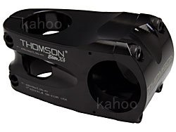 THOMSON ELITE X4 STEM トムソン エリートX4ステム ブラック ステム長50mm クランプ径31.8mm ステム角0度 SM-E130-BK