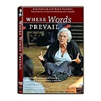 Where Words Prevail [DVD] [Import]