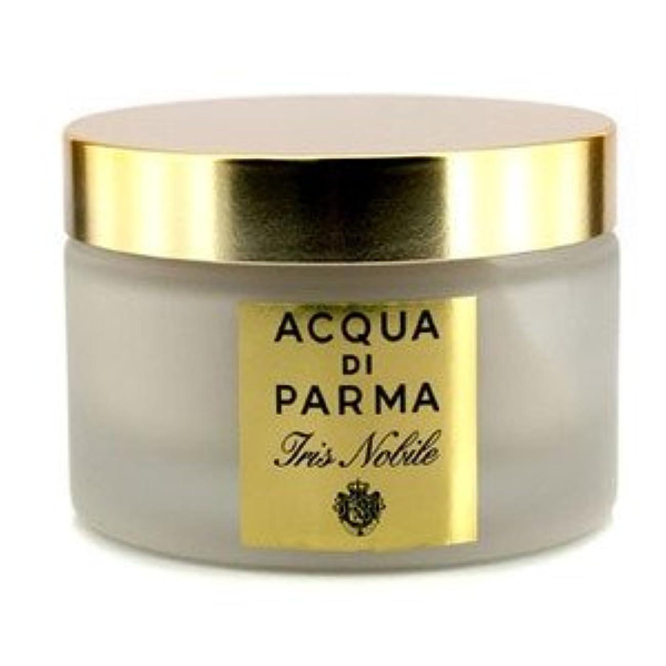 実行可能上級イディオムアクア ディ パルマ[Acqua Di Parma] アイリス ノービル ルミナス ボディ クリーム 150g/5.25oz [並行輸入品]