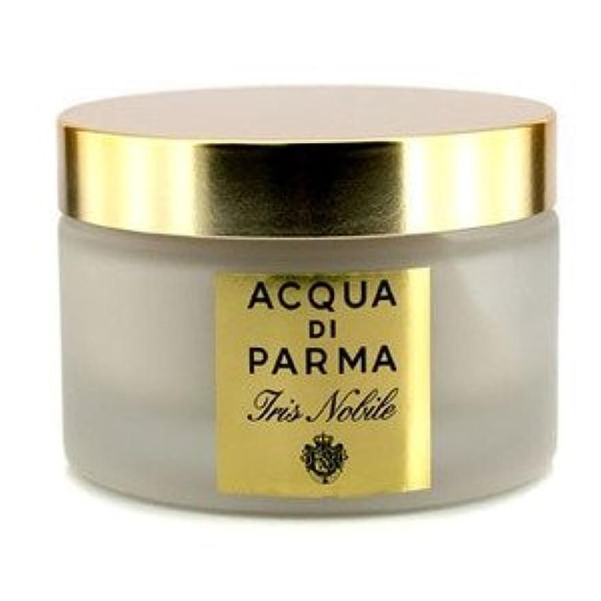 事前北米同一のアクア ディ パルマ[Acqua Di Parma] アイリス ノービル ルミナス ボディ クリーム 150g/5.25oz [並行輸入品]