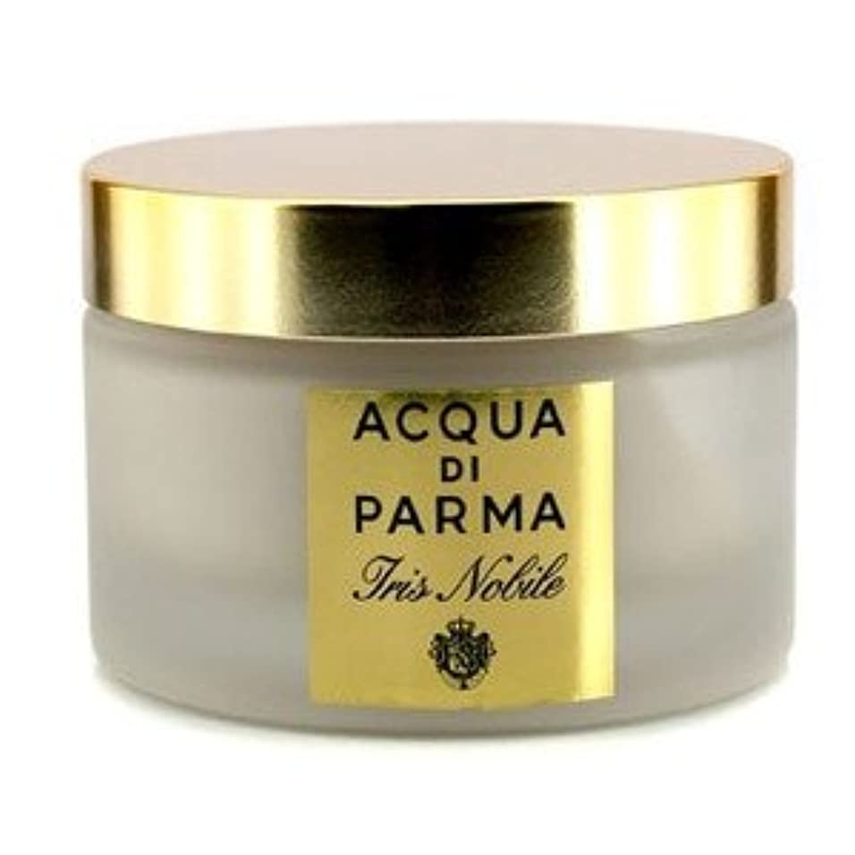 小さな口述する多用途アクア ディ パルマ[Acqua Di Parma] アイリス ノービル ルミナス ボディ クリーム 150g/5.25oz [並行輸入品]