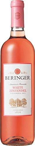 ベリンジャー カリフォルニア・ホワイト・ジンファンデル 750ml