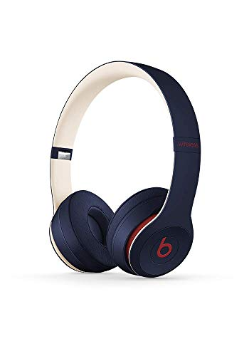 Beats Solo3 Wireless ヘッドフォン – Beats Club Collection - クラブネイビー